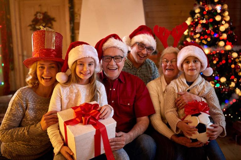 Weihnachtsgeschenke für Eltern 2018