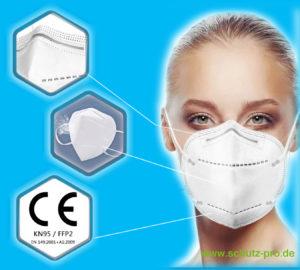KN95 FFP2 Schutzmaske